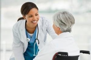 verpleegster