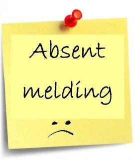 absent-20melding