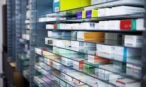 etiket medicijn