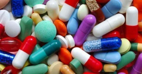 Verzameling-medicijnen